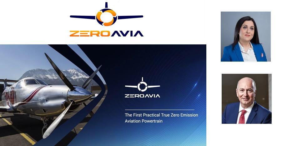ZeroAvia Adds to Advisory Board