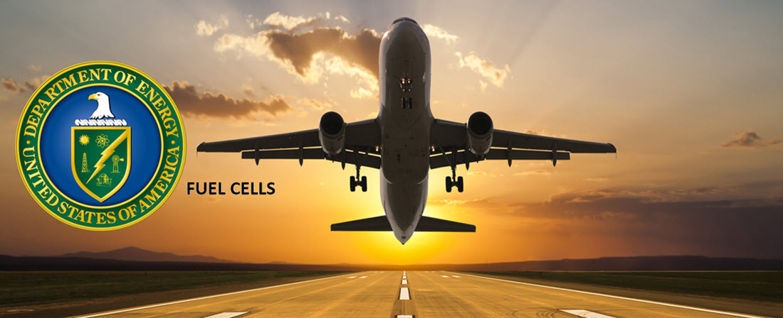 Airline Powered By Fuel Cells Funding DOE