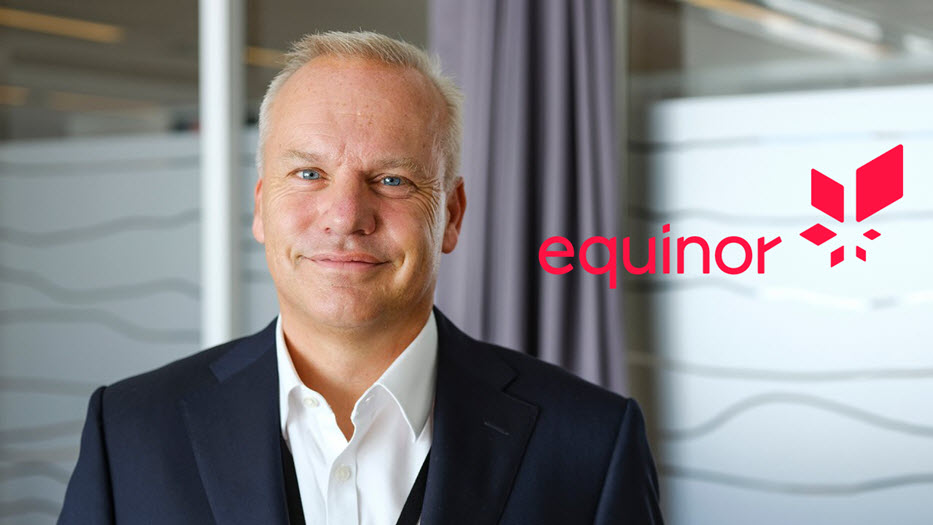 Anders Opedal New CEO Equinor