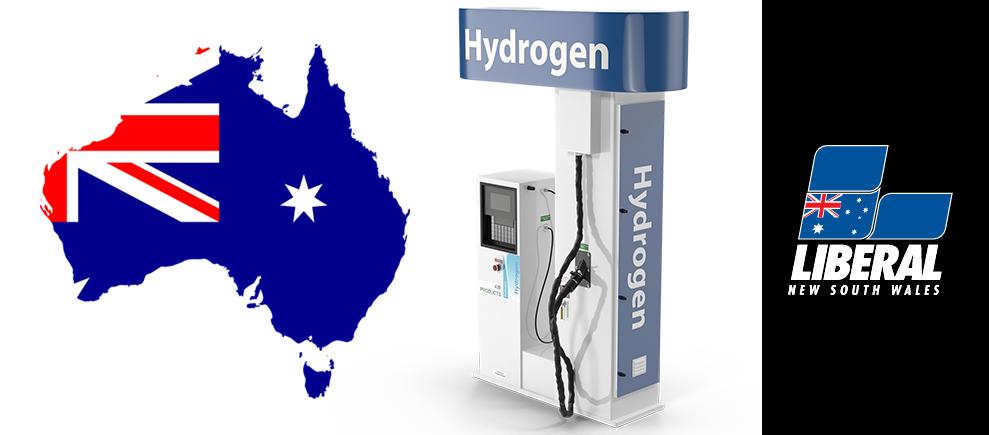 Australia Hydrogen Liberal Party