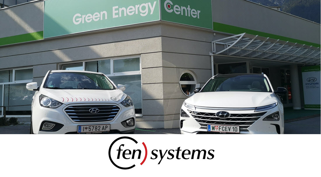 Fen Systems Hydrogen Drive