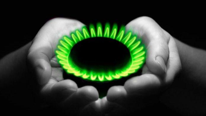 Green Hydrogen Gas