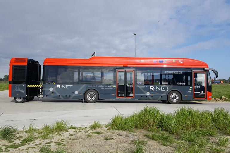 HWGO VDL waterstofbus in testfase 1