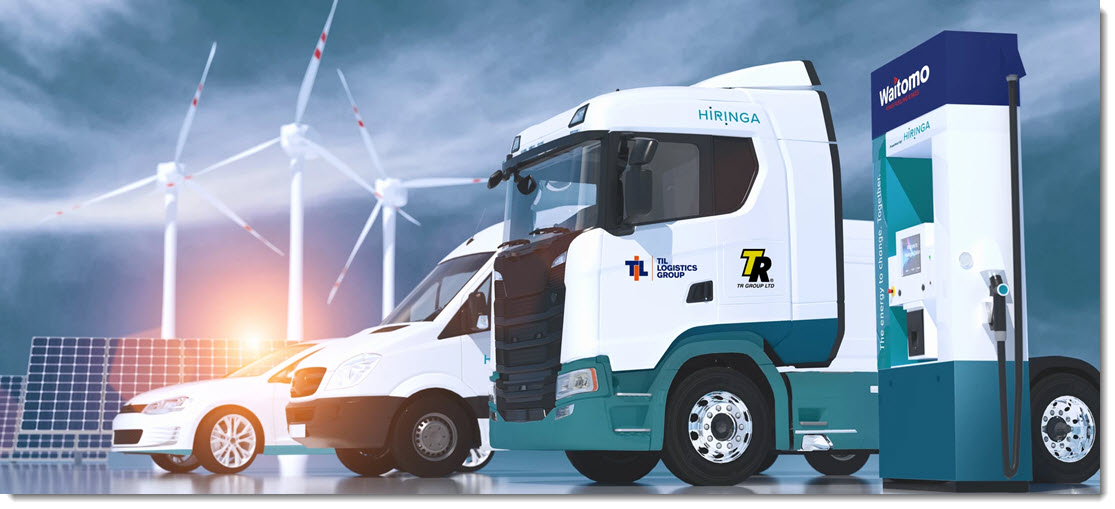 Fuel Cells Works, Mitsui Commits to Investment in Green Hydrogen Refuelling Station Business for Fuel Cell Powered Heavy Vehicles in New Zealand
