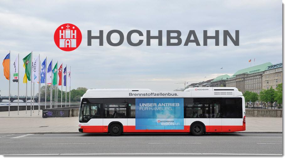 Hochbahn Buses