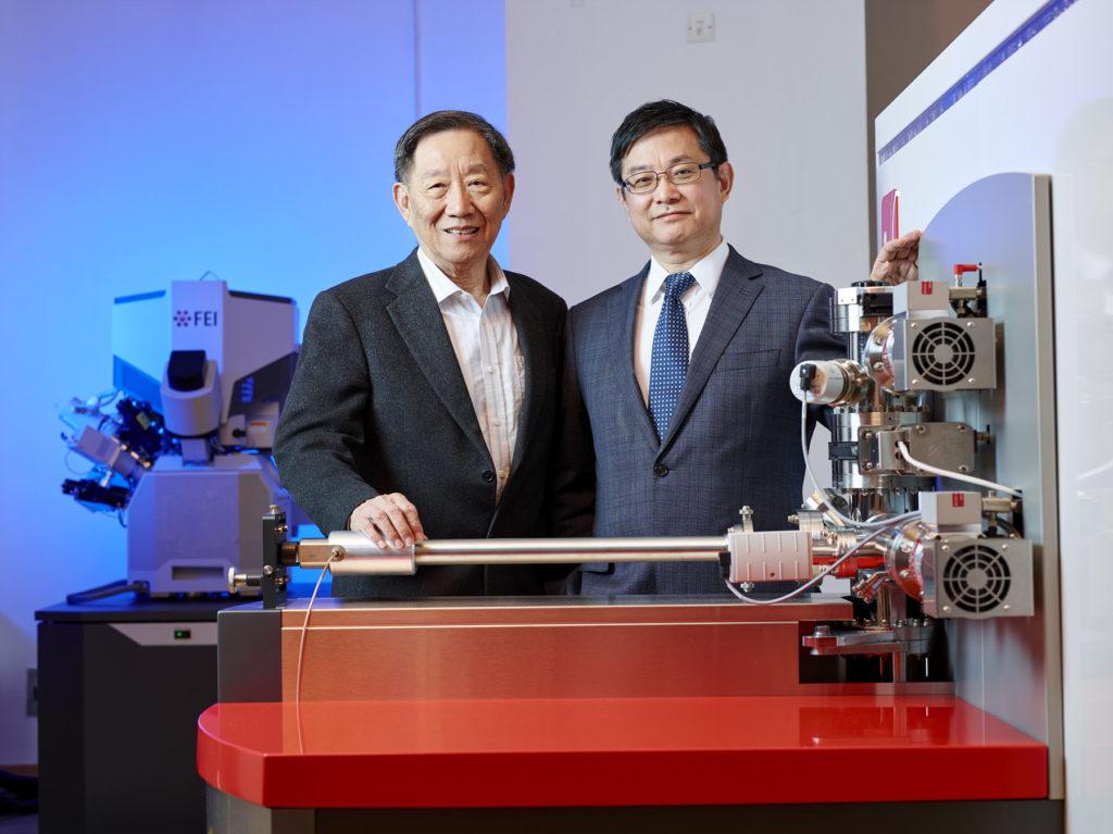 Hong Kong Univ Catalyst for Hydrogen Prof. Jian Lu166