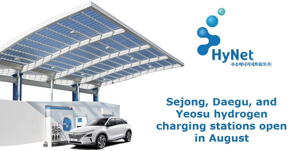 HyNet Hydrogen Station Opening in August