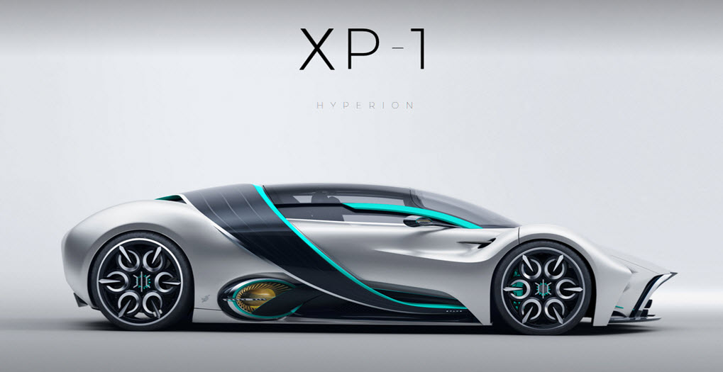 Hyperion XP1 Main