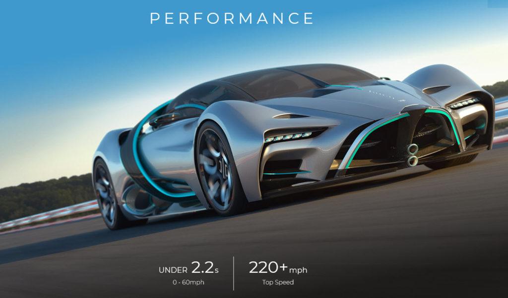 Hyperion XP1 Performance 1