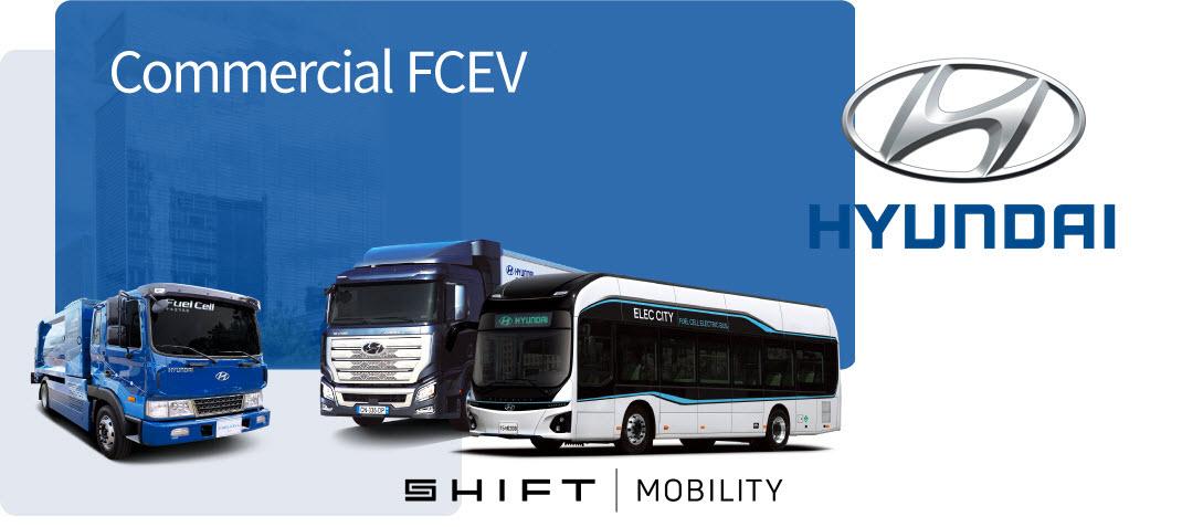 Hyundai Commercial FCEV SHIFT