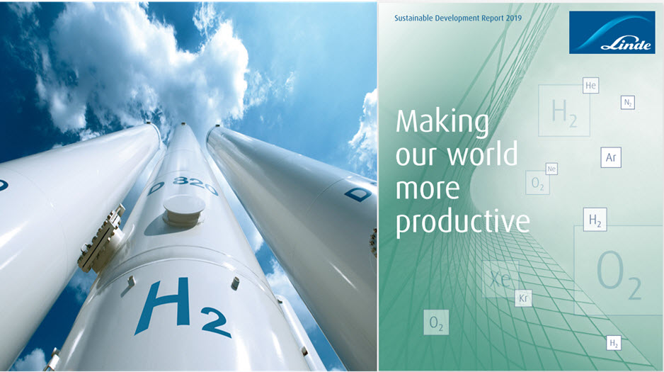 Linde Sustainable Development Report