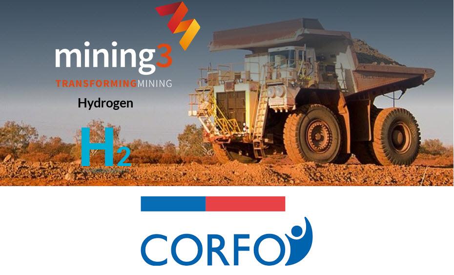 Mining3 CORFO