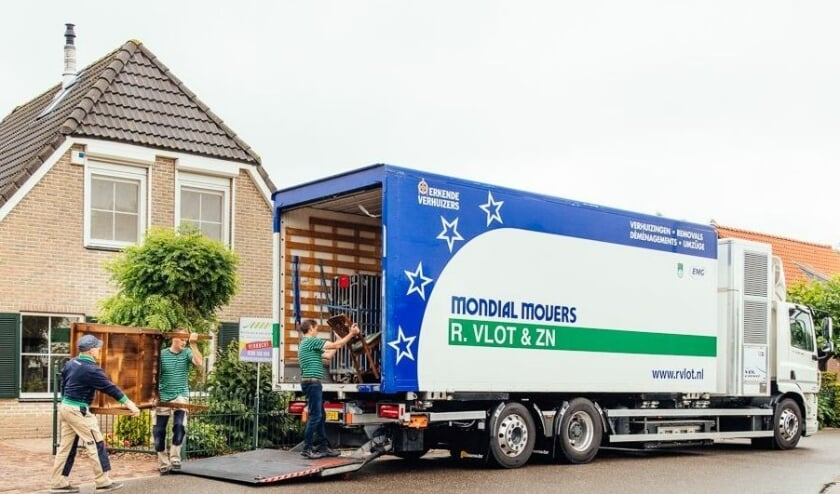 Moving Truck Hydrogen