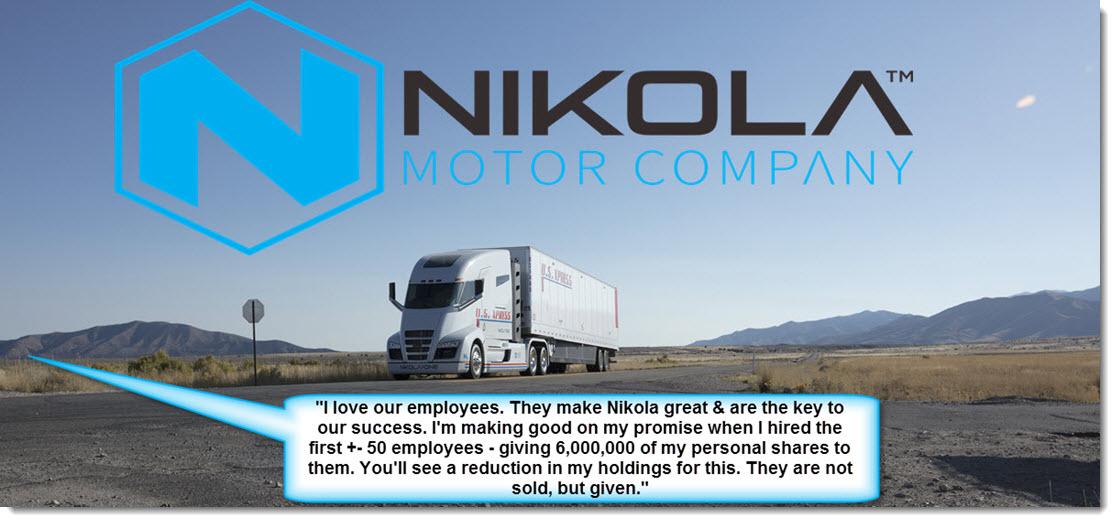 Nikola Trevor Announcement