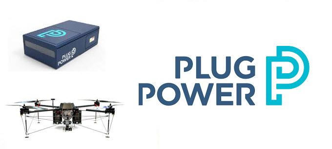 Plug Power UAV