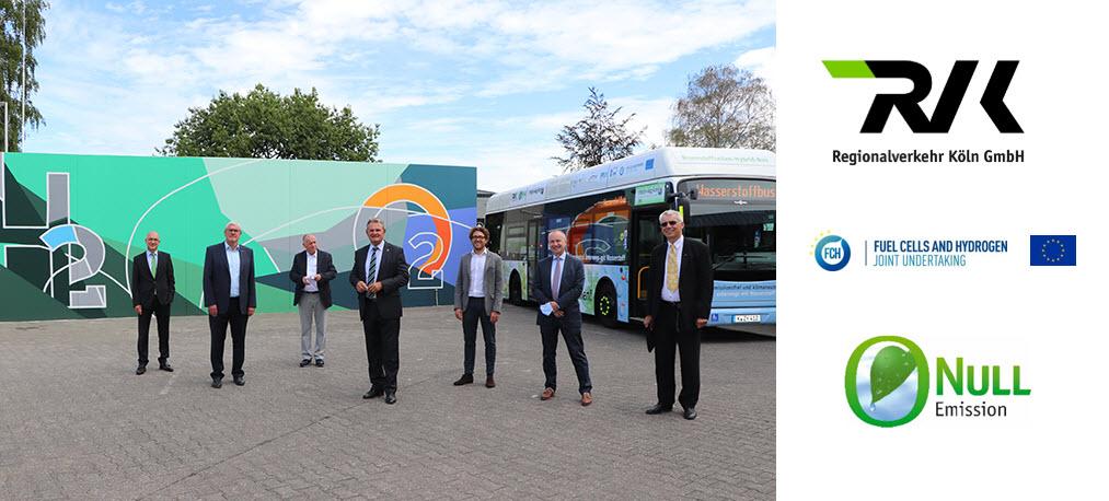 Regionalverkehr K%C3%B6ln GmbH RVK Inaugurates Europes Largest Fuel cell Hybrid Bus Fleet 2