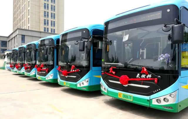 Route 48 Hydrogen Buses