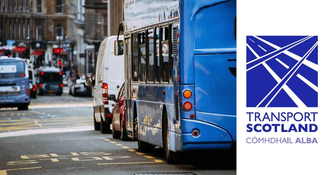Scotland Ultra Low Emission Bus