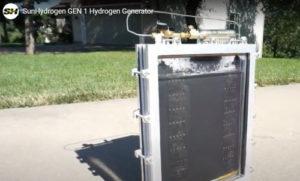 Sun Hydrogen Unit