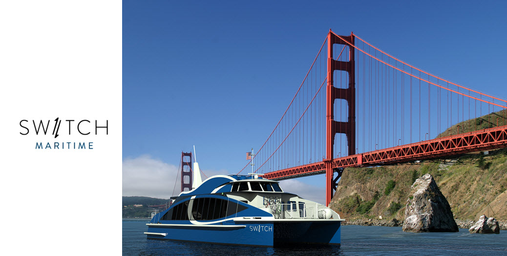 Switch Hydrogen Vessel GGB TW