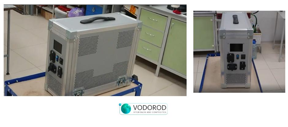 Vodorov Hydrogen Fuel Cell