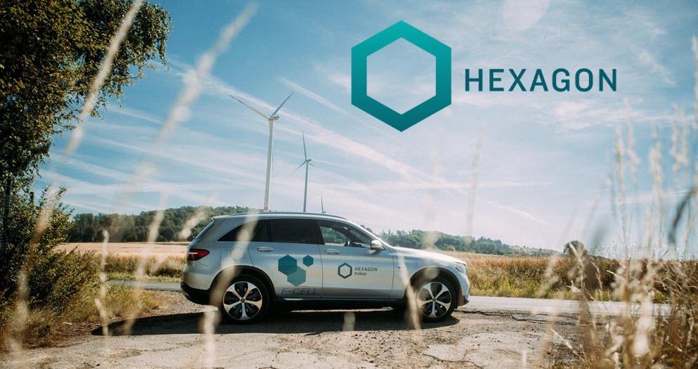 Hexagon Composites Asa