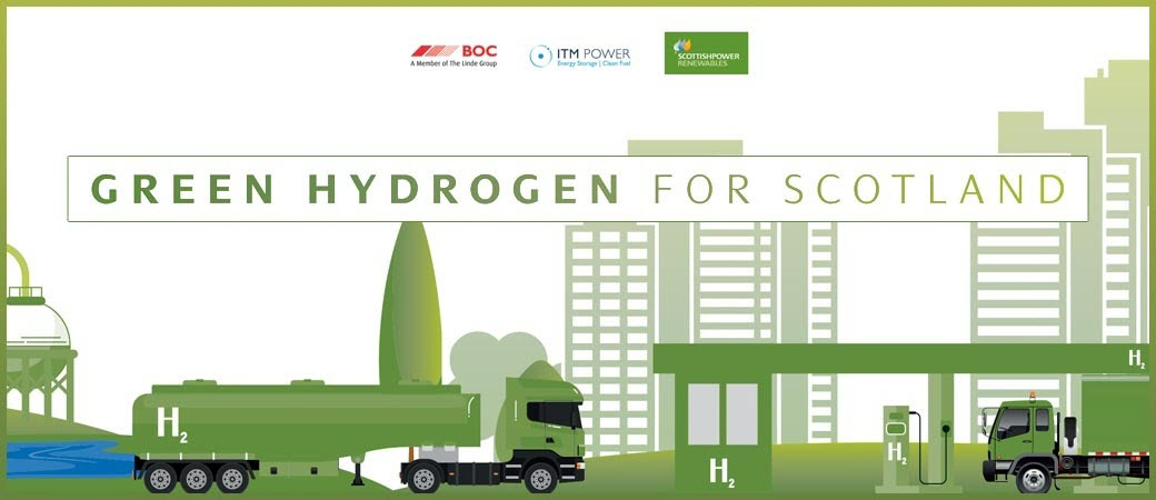%E2%80%98Green Hydrogen for Scotland to help reach net zero targets First project to deliver a 10MW electrolyser to Glasgow facility
