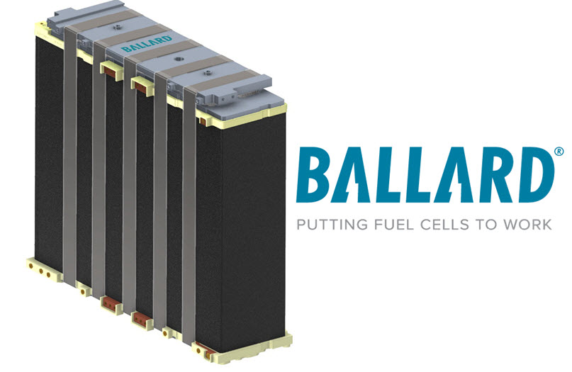 Ballard Fuel Cell Audi