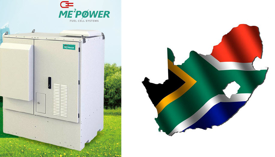 Chem Energy South Africa Fuel Cell Factory