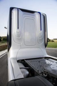 D604600 Mercedes Benz GenH2 Truck