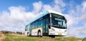 Denmark Buses Inaguration 2