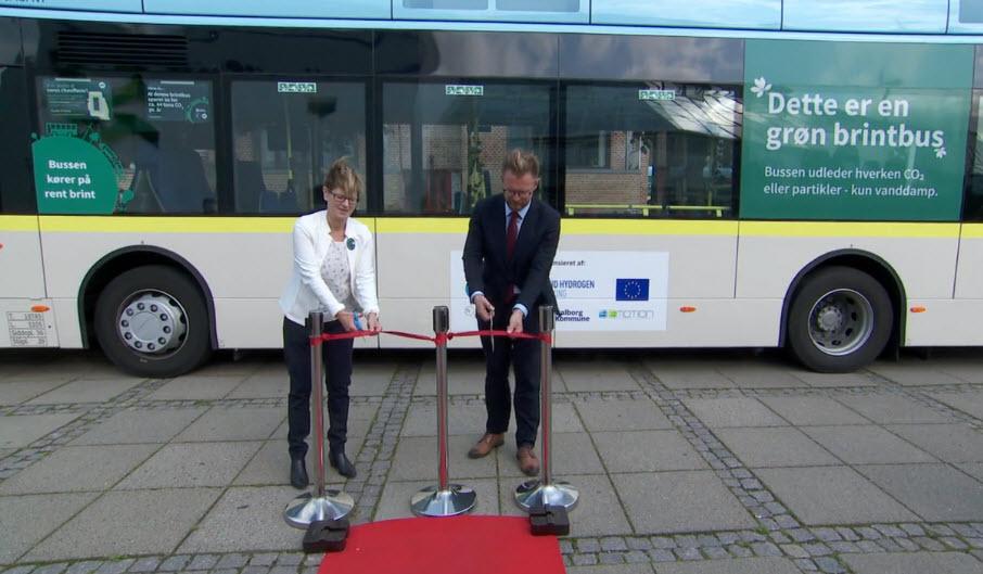 Denmark Buses Inaguration