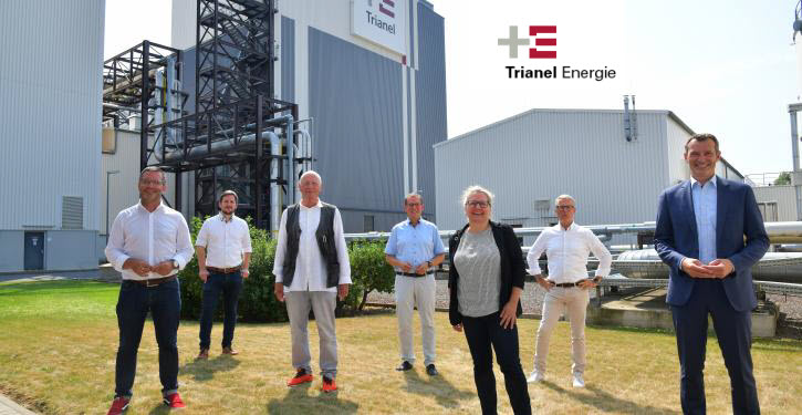Federal Environment Minister Informs Herself about the Hydrogen Project in Hamm
