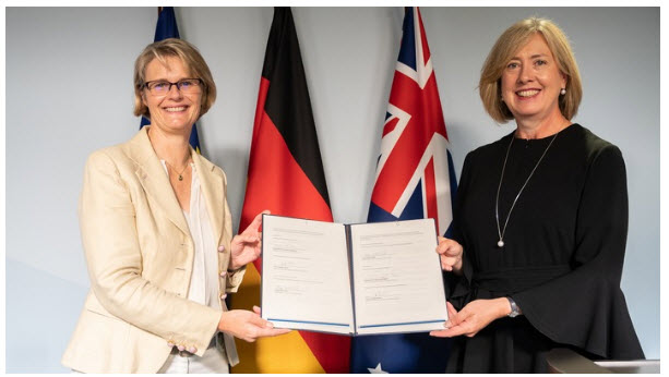 Germany Australia