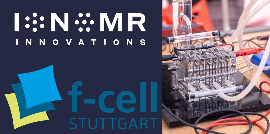 Ionomr innovations F Cell Award