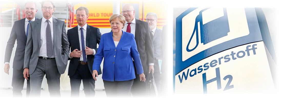 Merkel Hydrogen Air 2