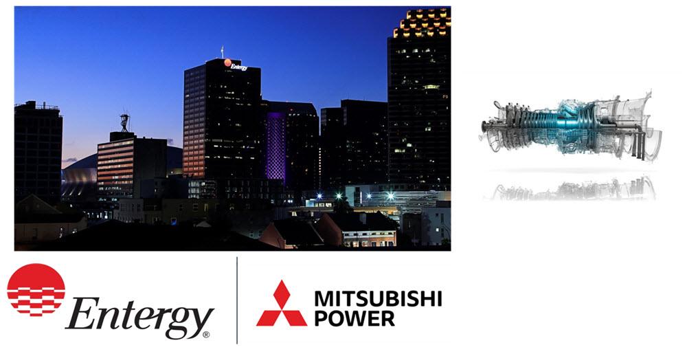Mitsubishi Entergy