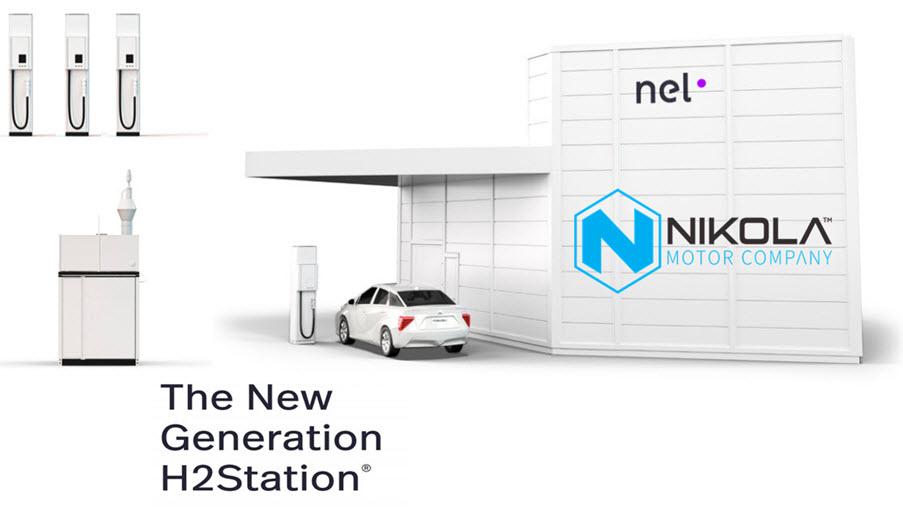 NEL H2Station Nikola