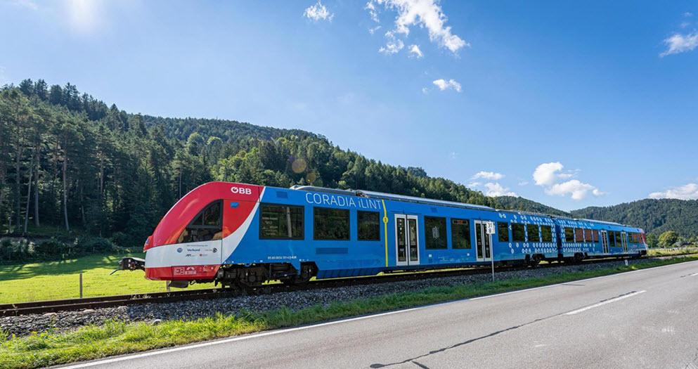 OBB Hydrogen Train Main