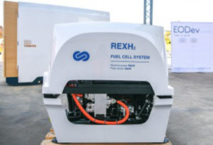 Rex Fuel Cell System
