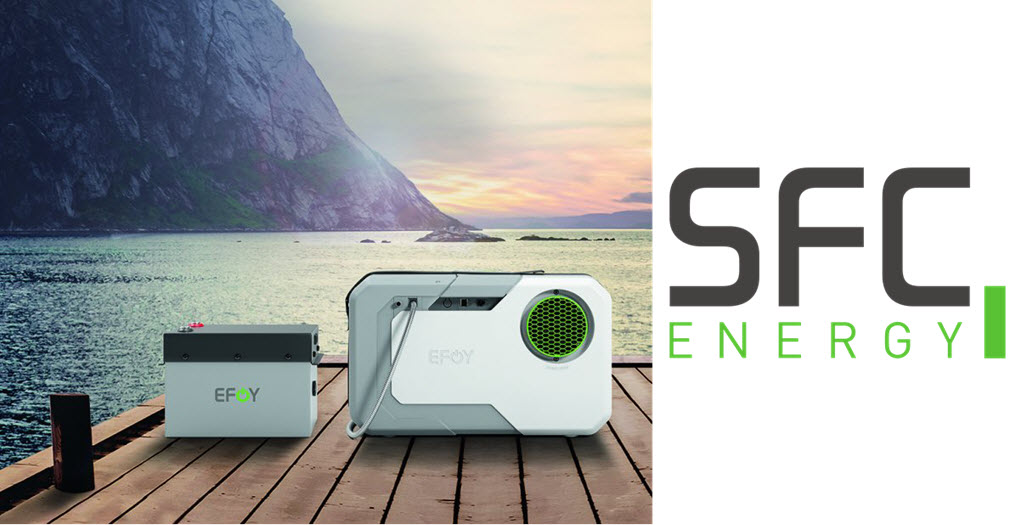 SFC Fuel Cell with Battery