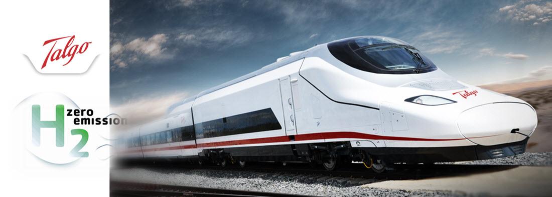 Talgo Hydrogen Train Concept
