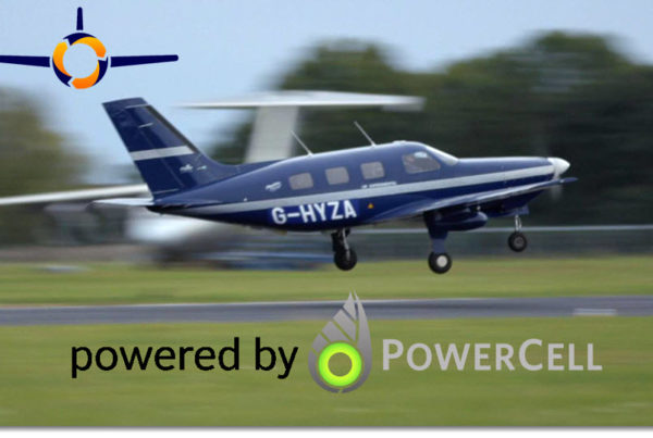 Zero Avia Powered by PowerCell