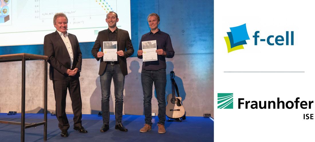 fcell award Fraunhofer ISE