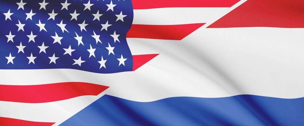 970x404 Flag Netherlands USA