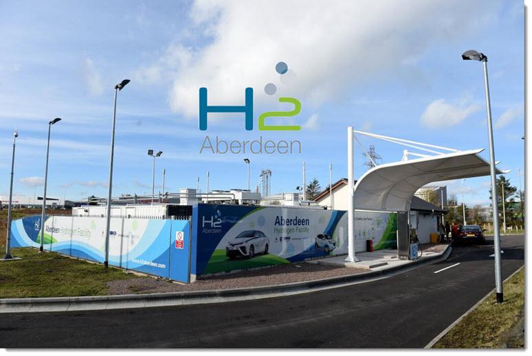 Aberdeen Hydrogen Facility
