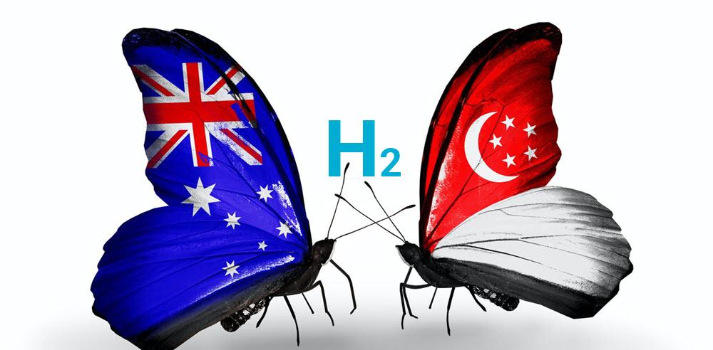Australia and Singapore Hydrogen