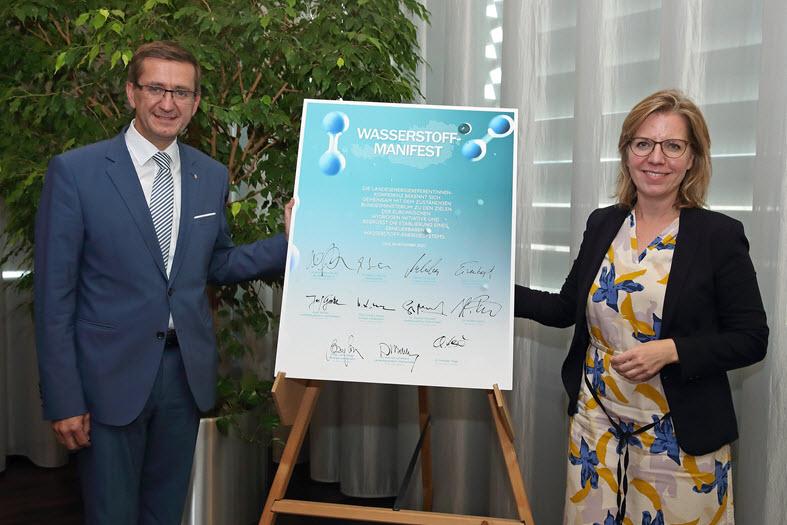 Austria Hydrogen Manifesto