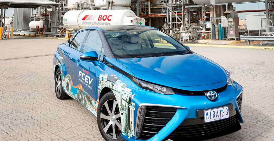 BOC to Deliver Green Hydrogen Across South Australia
