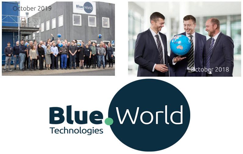 Blue World Tech Celebrates 2 Years